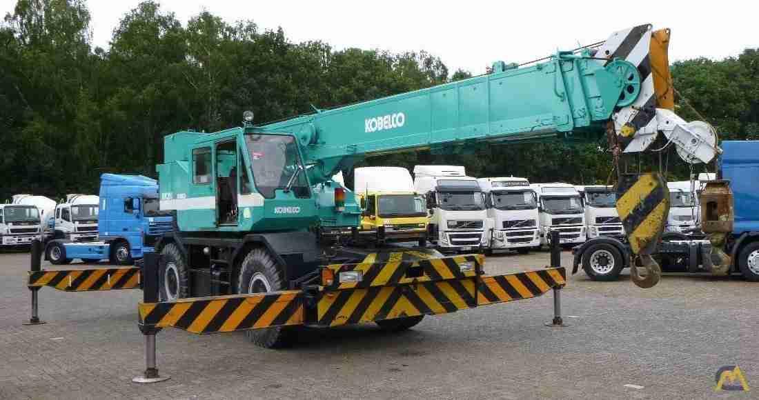 rough terrain Crane rental