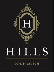 Hills Construction Logo