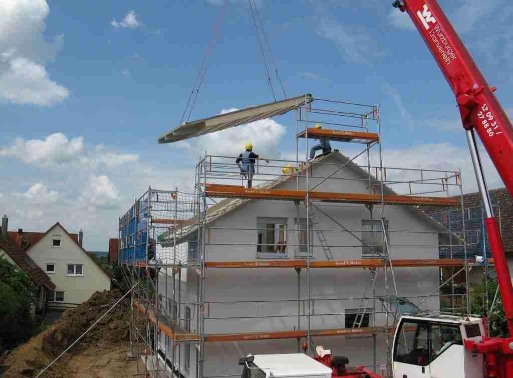 Crane rental for Sacramento construction