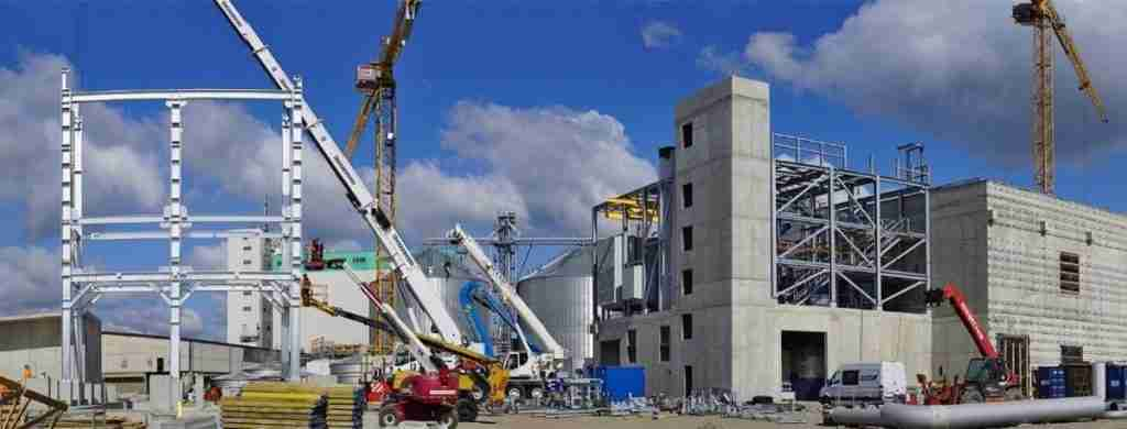 Common Types of Cranes Used In Construction