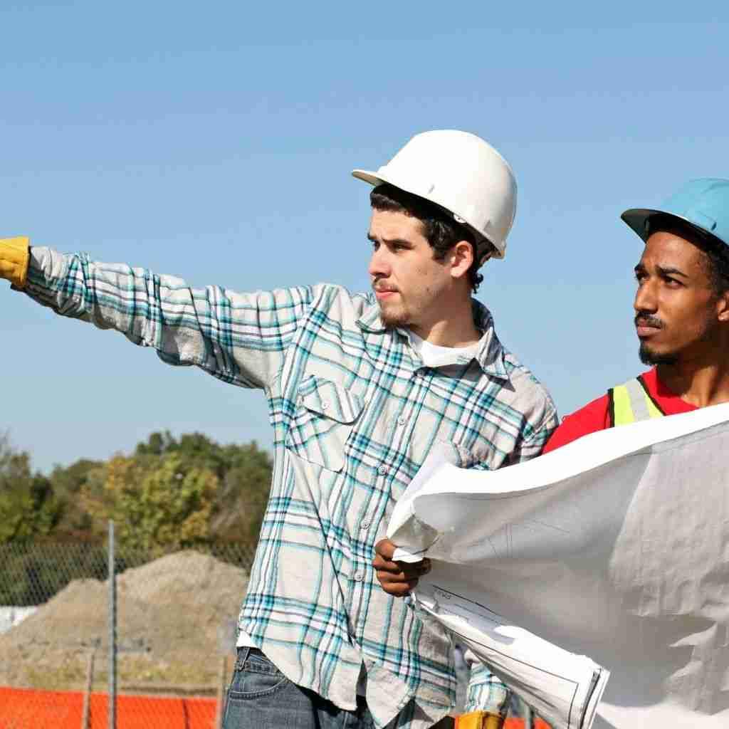 Mobile Crane Rental Jobsite Preparation