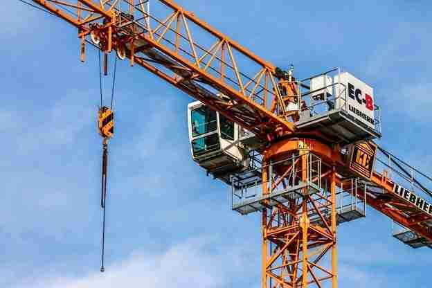 Learn about construction cranes