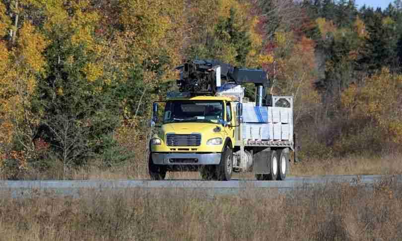 Boom Truck Maintenance
