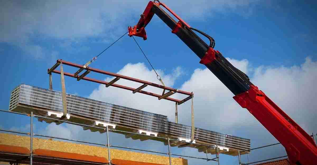 Crane Load Capacity