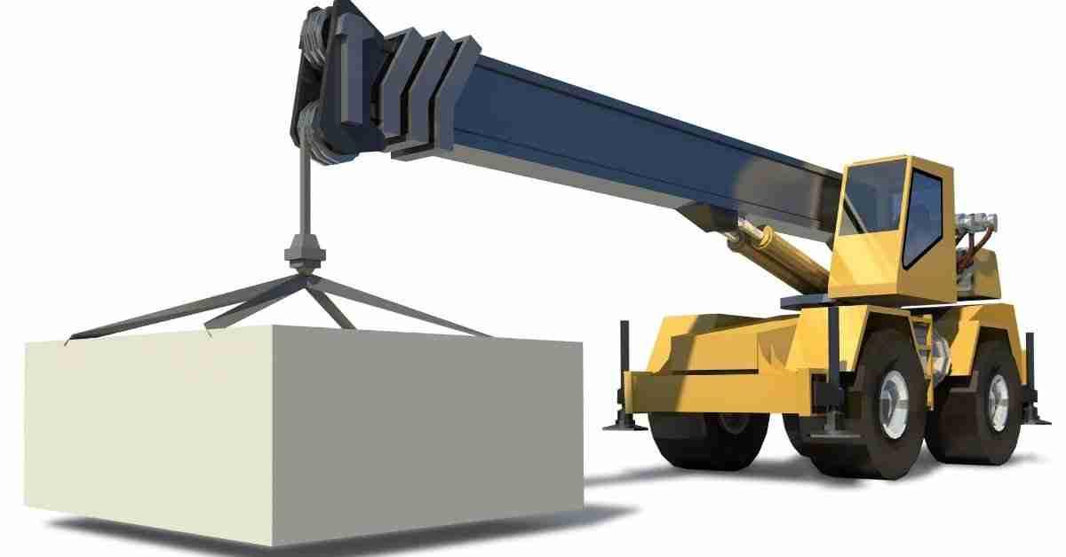 Mobile Crane Rental in Sacramento