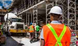 Staying Safe When Working With A Crane Truck Rental